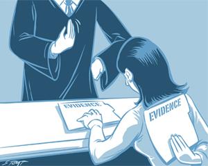 Hiding Evidence