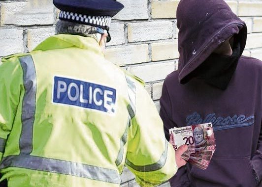 How Lancashire constabulary paid me £35,000 to protect a police