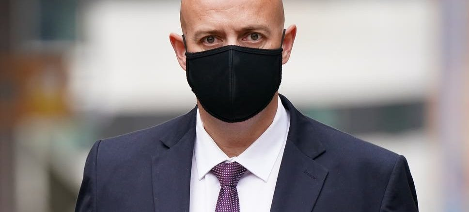 Benjamin Monk convicted of killing football star had kept his job despite gross misconduct