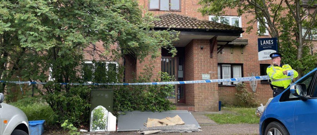 Man dies after police firearm discharged in Milton Keynes
