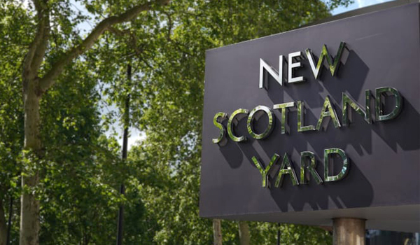 Officer guilty of possessing indecent images of children dismissed without notice