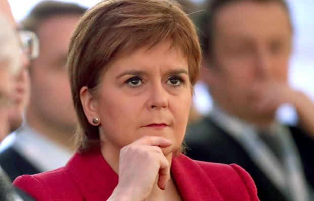 The National: First Minister Nicola Sturgeon criticised the decision not to refund VAT to the police and fire services
